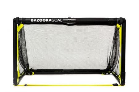 Bazooka Goal-2,00 x 0,75m, verstellbares und faltbares Tor, 1,20 bis 2,00m