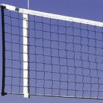 Volleyball-Netz 2 mm geeignet für Training und Schulsport