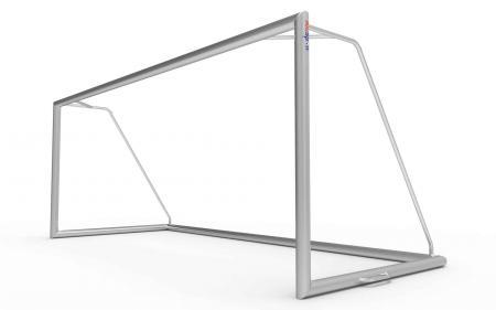 5x2m vollverschw.,100x108mm Profil,Auslage 80/150mm,Griffe inkl.Tornetz