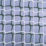 Netz für Mini Trainingstor vollverschweißt 2,40 x 1,60 m Gleich mitbestellen!