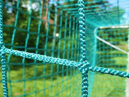 Netz Herrentor,knotenlos 4mm für Trainingstor 7,32x2,44m